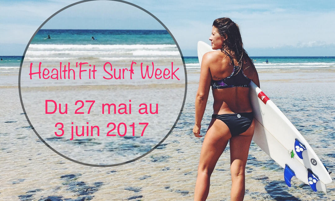 Health'Fit Surf Week