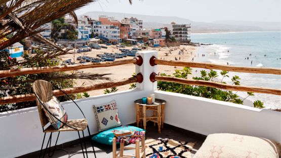 accommodation morocco